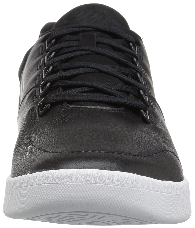 K-Swiss Women's Aero Trainer Sneaker B01N4TM1F5 9 B(M) US Black/White