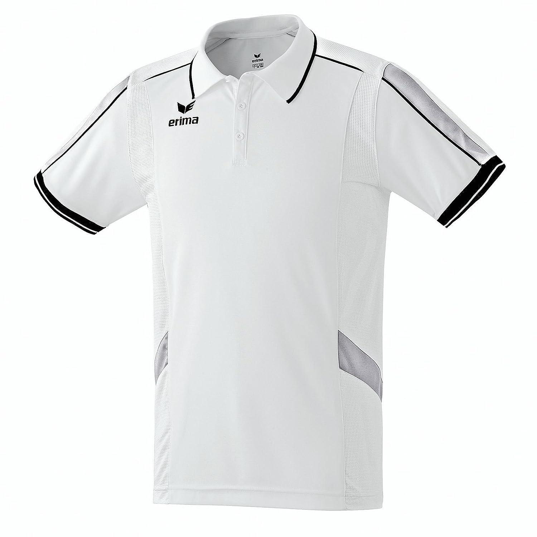 erima Poloshirt Alpha - Polo (hombre), color blanco, plateado, talla XXL 111005