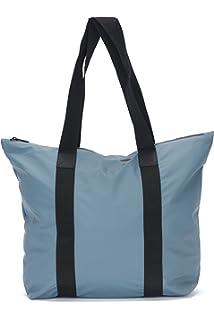 b694afcd4 Amazon.com: Rains Tote Rush Shopper Bag One Size Black: Clothing