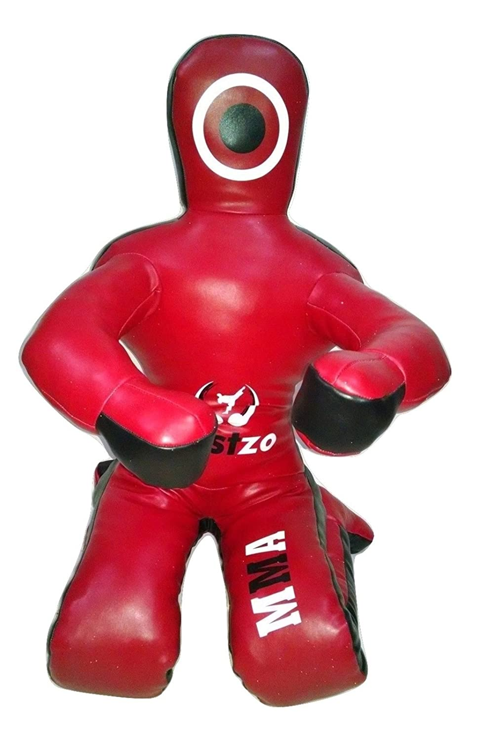 【良好品】 bestzo MMA unfilled-70 inches B077C8BK9T Jiu Jitsu柔道Grapplingダミー合成レザーレッドSitting Position – unfilled-70 inches B077C8BK9T, ブリティッシュライフ:580d7e6e --- a0267596.xsph.ru