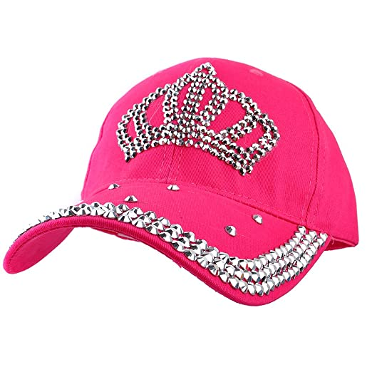 Image Unavailable. Image not available for. Color  Elonmo Bling Hats 0fbb12fe30f2