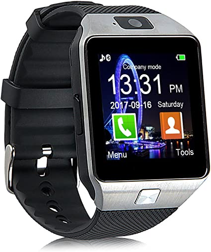 Amazon.com: Reloj inteligente Padgene DZ09 Bluetooth ...