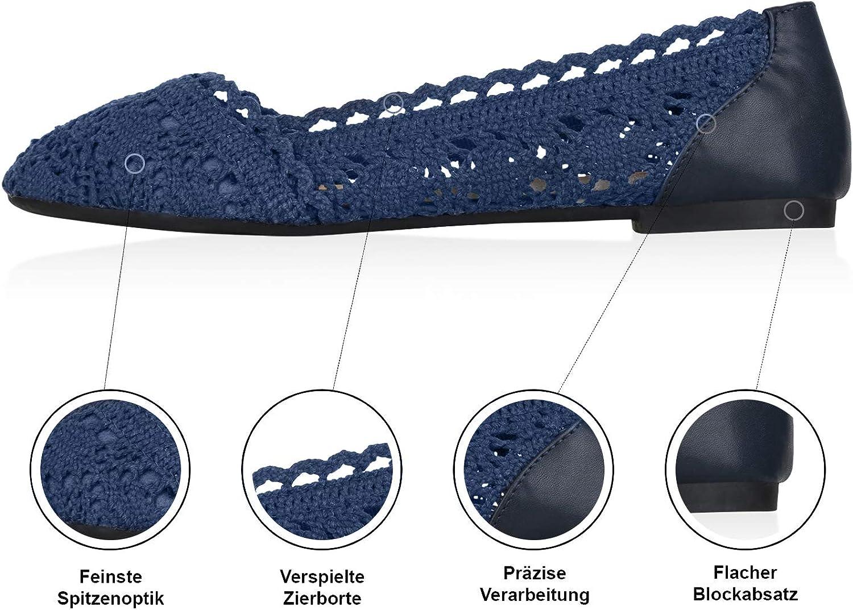 Chaussure en toile Strass Metallic par Flandell Espadrilles pour femme Aspect dentelle