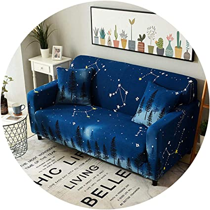 Amazon.com: Spandex Sofa Cover Elastic Couch Cover funda ...