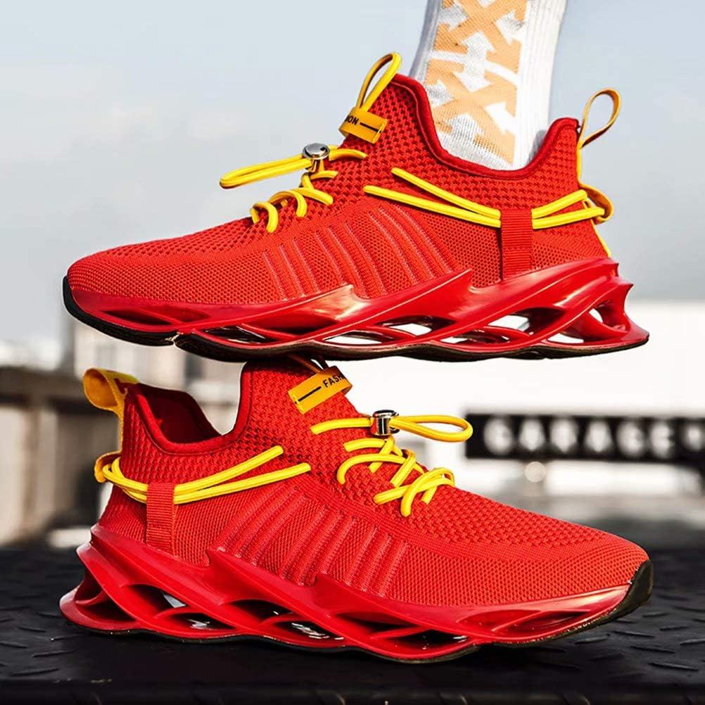 Chaussures De Sport Homme Respirant Sneakers Mode Fitness Gym Outdoor Sport Chaussures de Course
