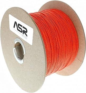 ASR táctico Kevlar Cable de supervivencia cuerda (varias longitudes)