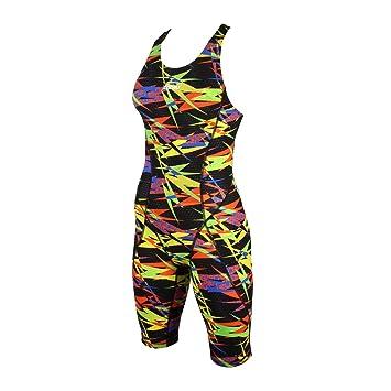 4ab026d24152b ZAOSU Wettkampf Schwimmanzug Z-Speed Limited Edition für Damen & Mädchen,  Größe:40