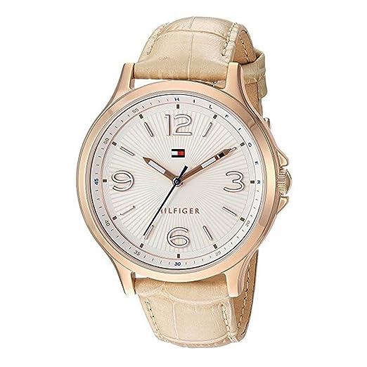 Tommy Hilfiger Reloj Mujeres Sophisticated Sport Amelia 1781710: Amazon.es: Relojes