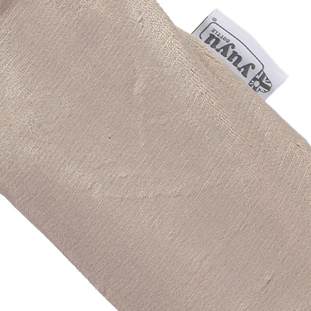 Flauschwärmflasche YuYu Fleece Nerz 80 cm YuYu Designs