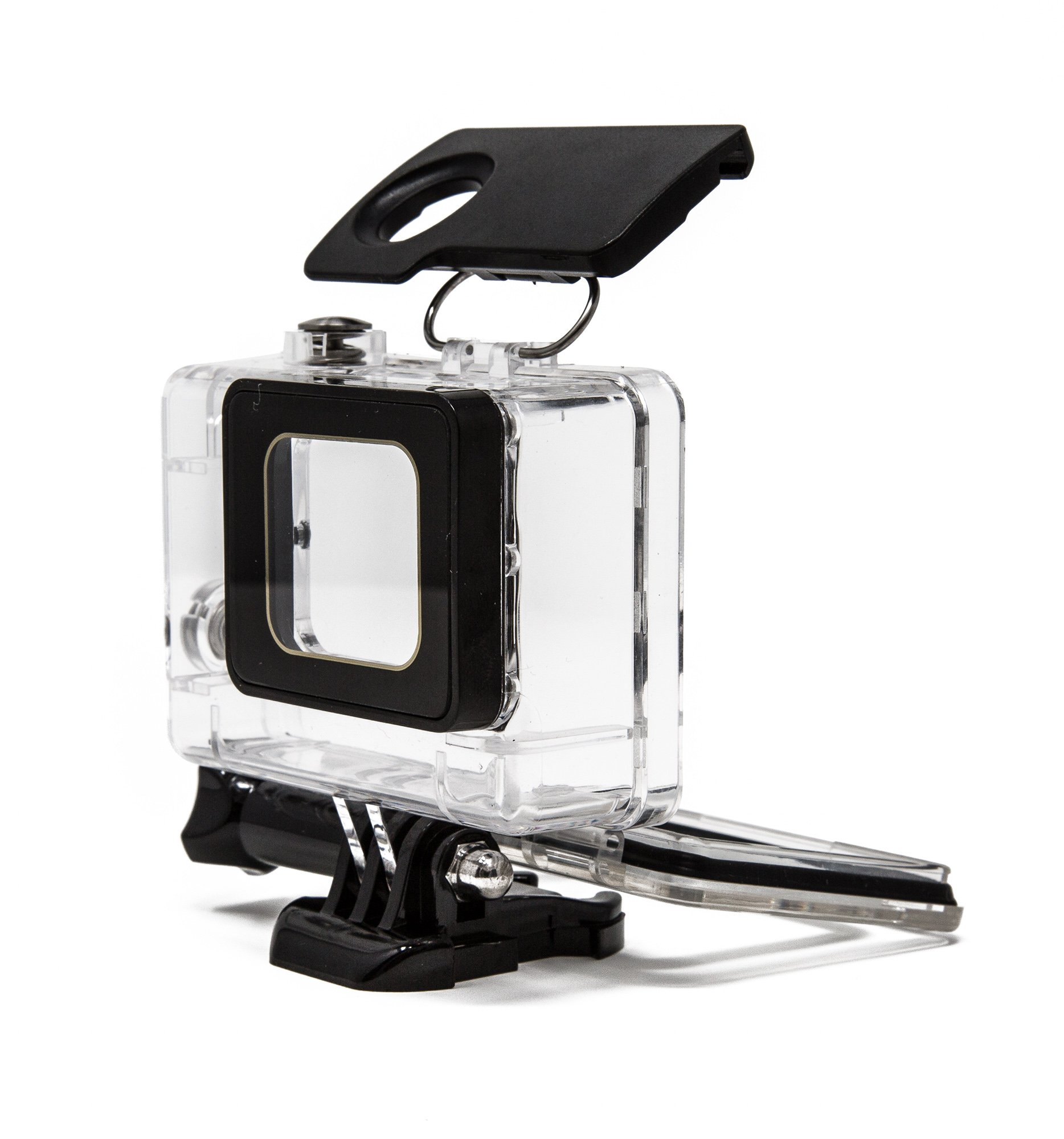 SSE (40m) Waterproof Housing Transparent Protective Case For GoPro HERO5/HERO6
