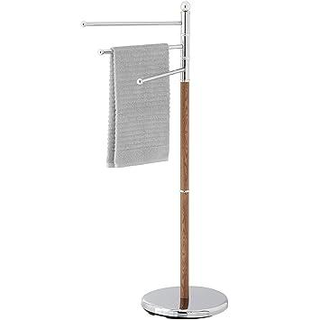 Amazon.com: MyGift - Soporte para toallas de acero ...