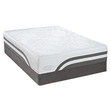 Sealy 50822251 Optimum - Colchón (látex, 33 cm), Color Blanco: Amazon.es: Juguetes y juegos