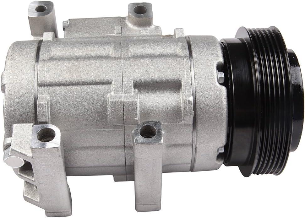SCITOO Compatible with A//C Compressor Fits Hyundai Entourage 07-09 Kia Sedona Sorento 06-09 67120