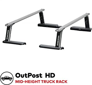 YAKIMA - Outpost HD, Mid-Height Heavy Duty Truck Bed Rack