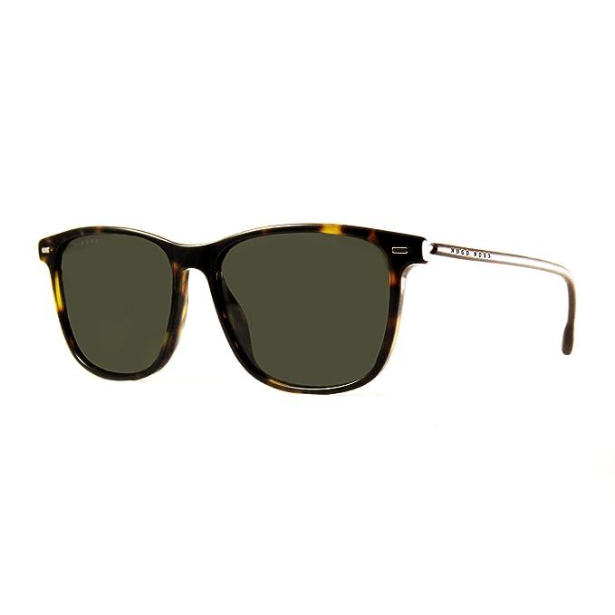 BOSS Gafas de Sol Hugo 1009/S DARK HAVANA/GREY hombre ...