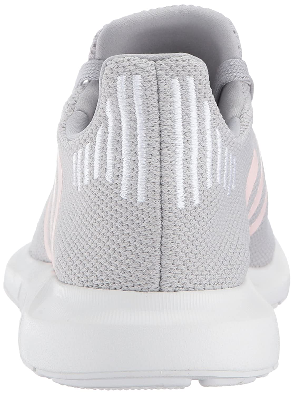 adidas 9.5 Women's Swift Run W B01N6GW8VC 9.5 adidas B(M) US|Grey Two/Ice Pink/White 47002f