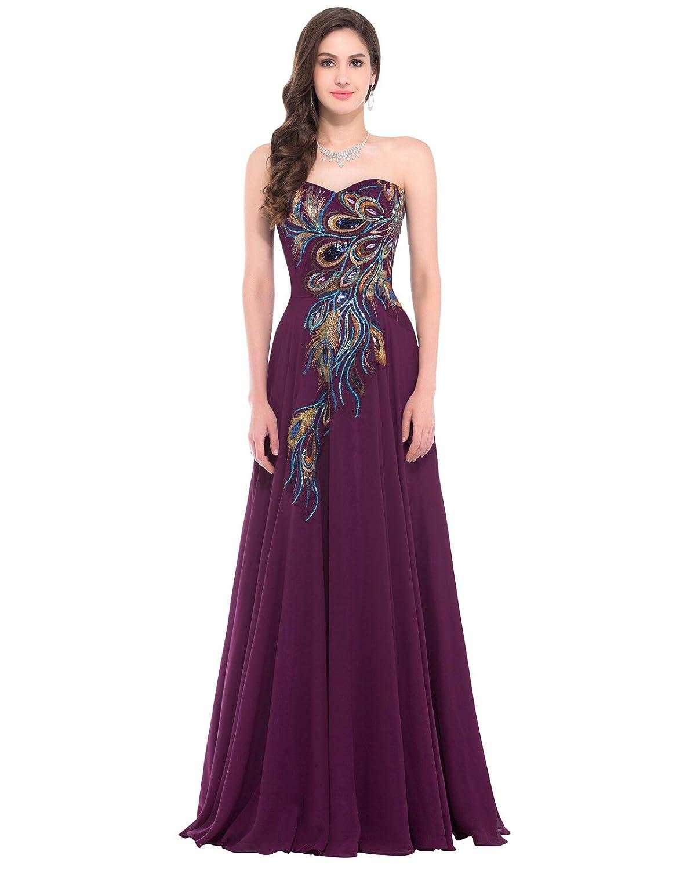 Women Satin Bridesmaid Dress Maxi Evening