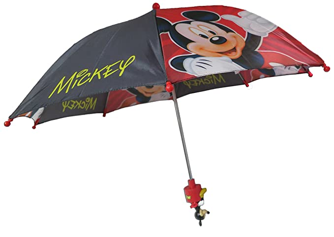 Disney Mickey Mouse character-handle paraguas: Amazon.es: Ropa y ...