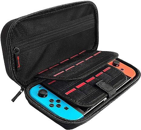 Funda para Nintendo Switch , Carcasa de Protección para 20 Juegos ...
