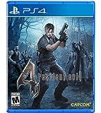 Resident Evil 4 HD Arabic (PS4)