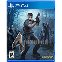 Resident Evil 4 PS4 PlayStation 4 by Capcom