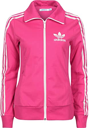 adidas Originals Europe TT Veste pour Femme Rose 44