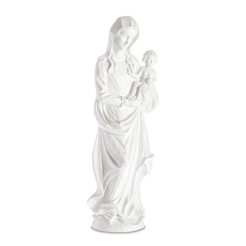 Koziol Virgin Deco Figure, White, 12.5 x 18.1 x 51.5 cm: Amazon.co ...