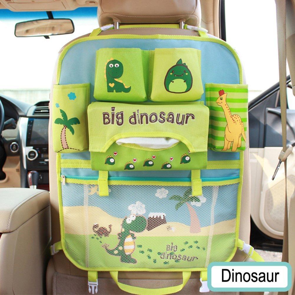 HomDSim motivo: cartoni animati per bambini portaoggetti da appendere al retro del sedile dellauto