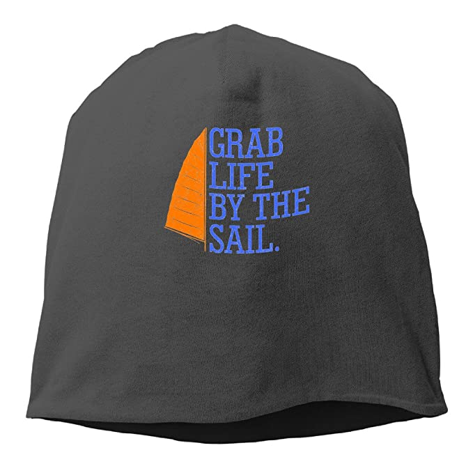 d146f8e5 GRAB LIFE BY THE SAIL Winter Hats: Amazon.ca: Clothing & Accessories