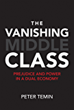 The Vanishing Middle Class (The MIT Press)