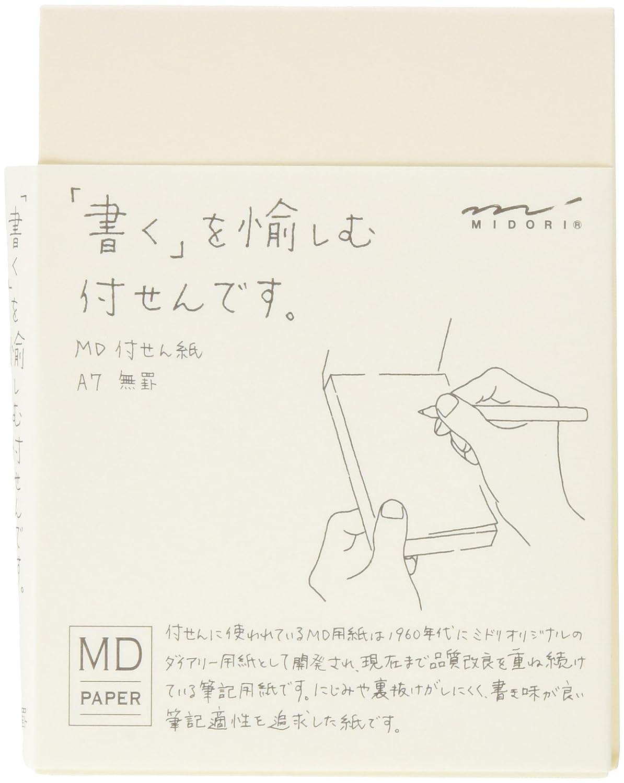 Midori 19029006–Fogli adesivi Pad, A7