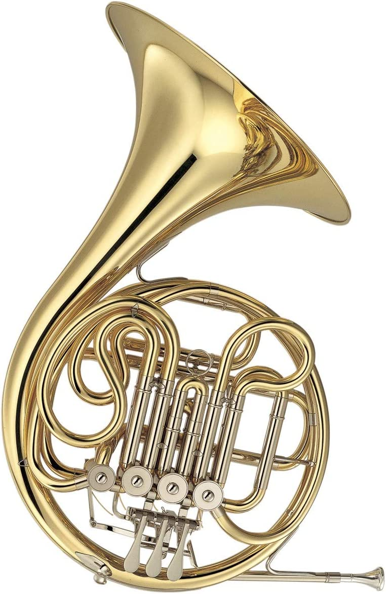 Yamaha YHR567 Double French Horn - Set Bell: Musical Instruments