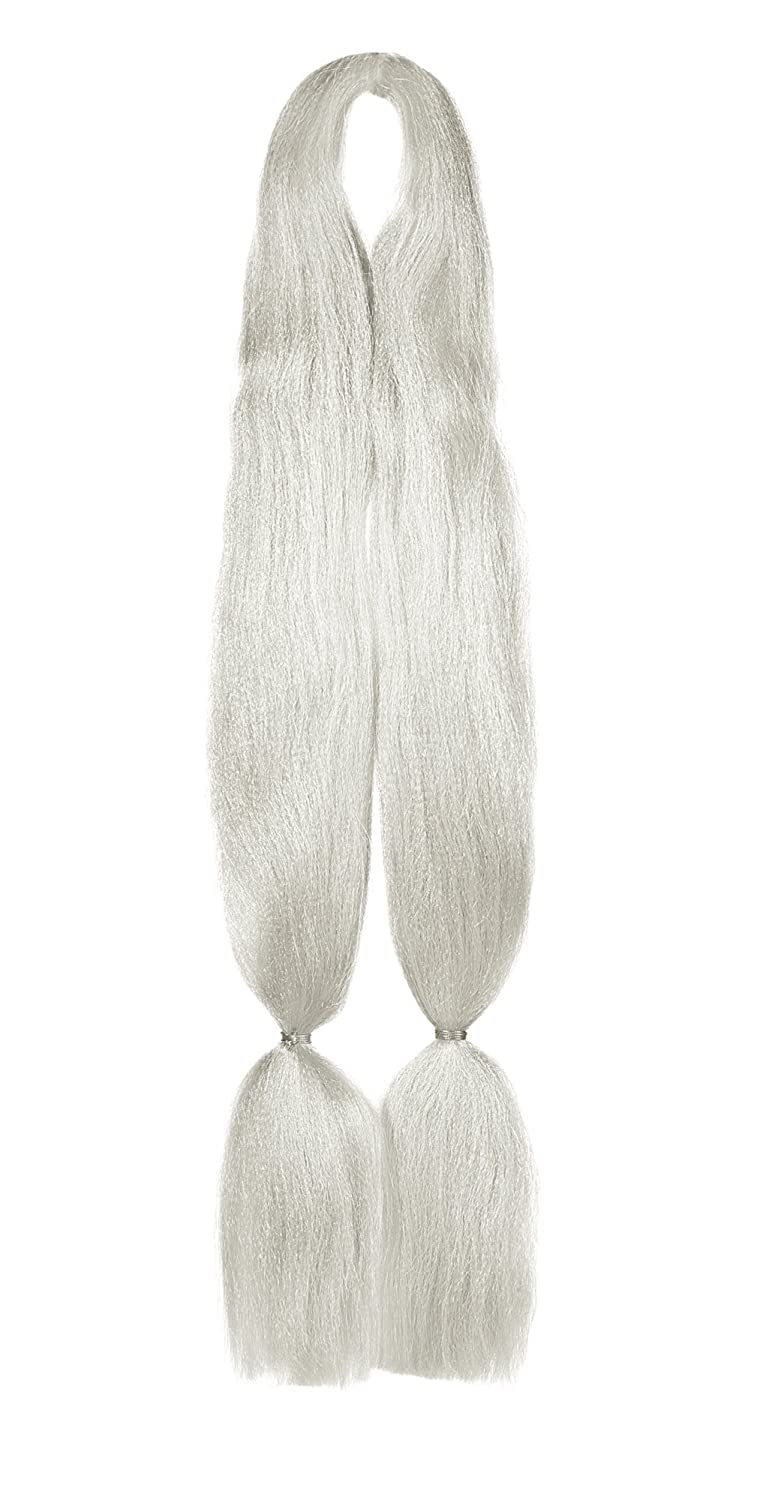 American Dream Dreadlocks and Creative Styling Kanekelon Twin Braid for Hair Extensions, Colour 99 Platinum TB/99