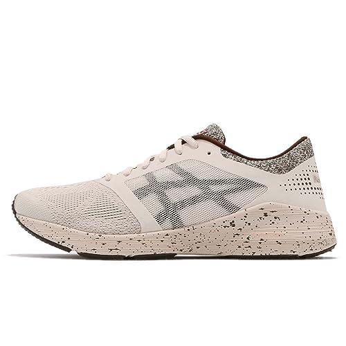 ASICS - Zapatillas de Running de Sintético para Hombre Blanco Blanco: Amazon.es: Zapatos y complementos