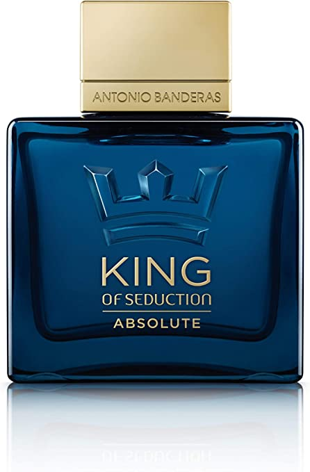 Antonio Banderas King of Seduction Absolute Agua de toilette con vaporizador 100 ml