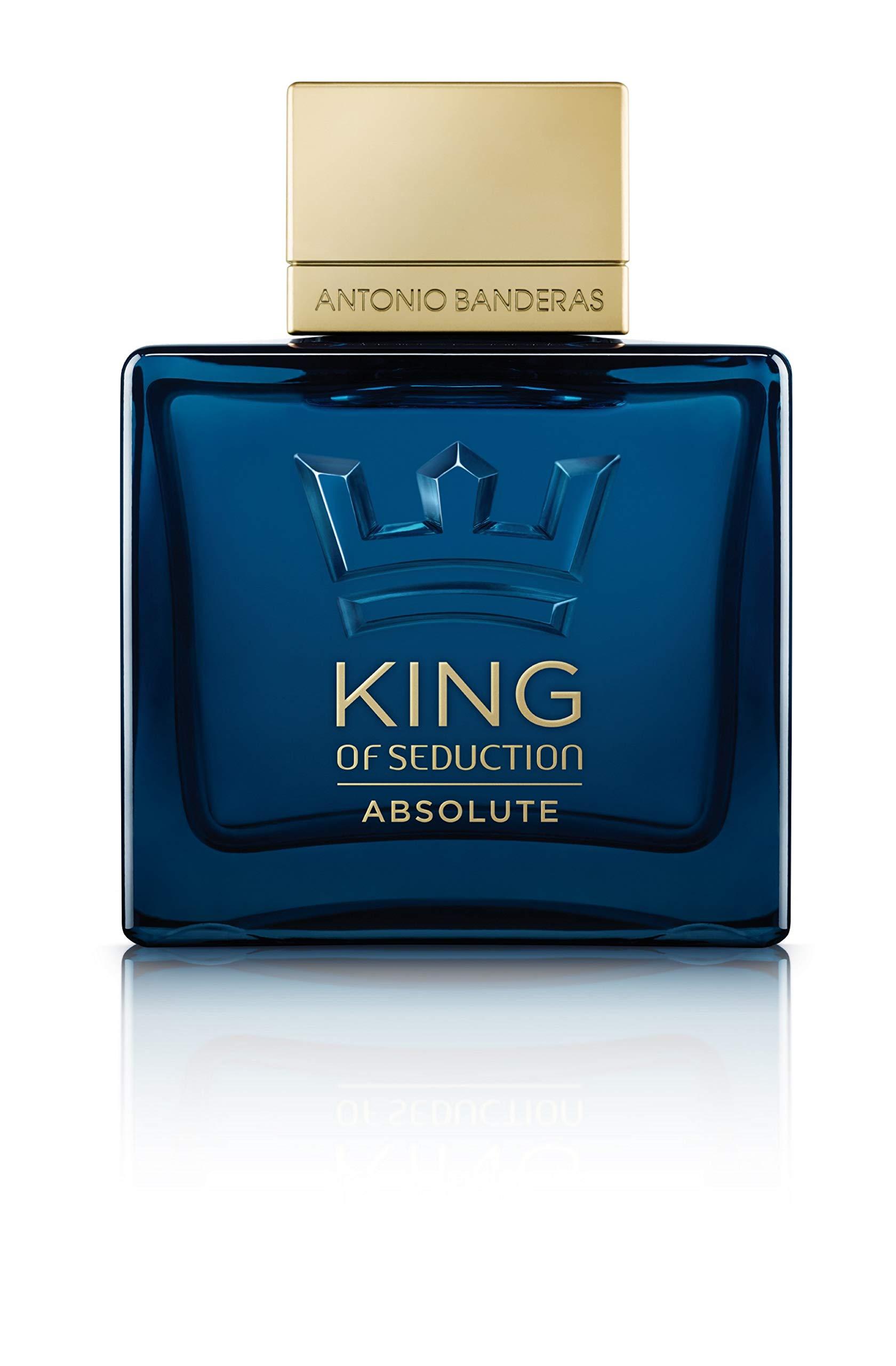 Amazoncom Antonio Banderas King Of Seduction Men Eau De Toilette