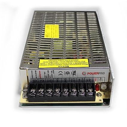 amazon com suzo happ switching power supply 130w 5v 15a 12v 4a rh amazon com