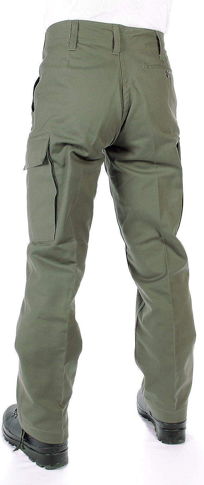 BW MOLESKIN HOSE Feldhose Bundeswehr Arbeitshose Original nach TL Army Outdoor