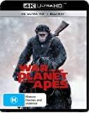 WAR FOR THE PLANET OF THE APES (BLU 4K) (UHD) (DHD) (2 DISC)