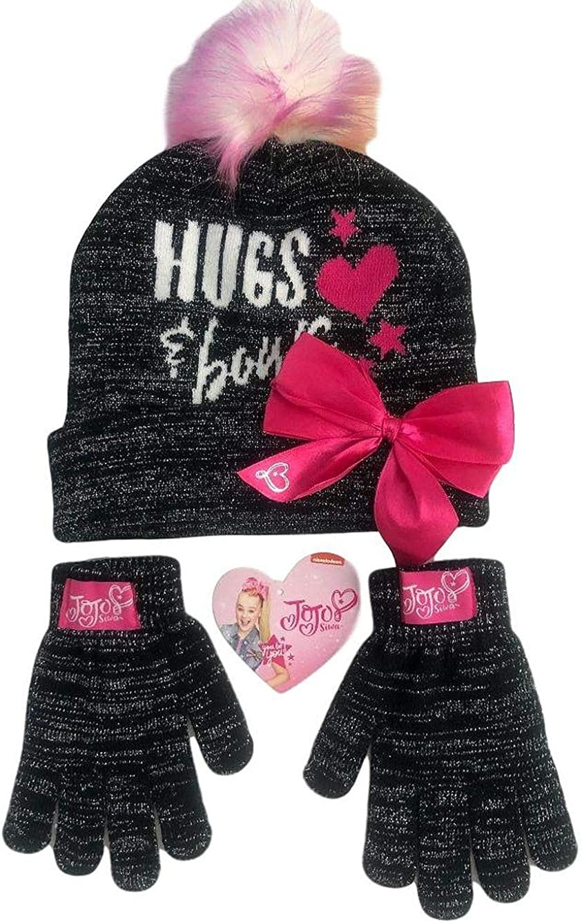 Jojo Siwa Girls Winter Gloves