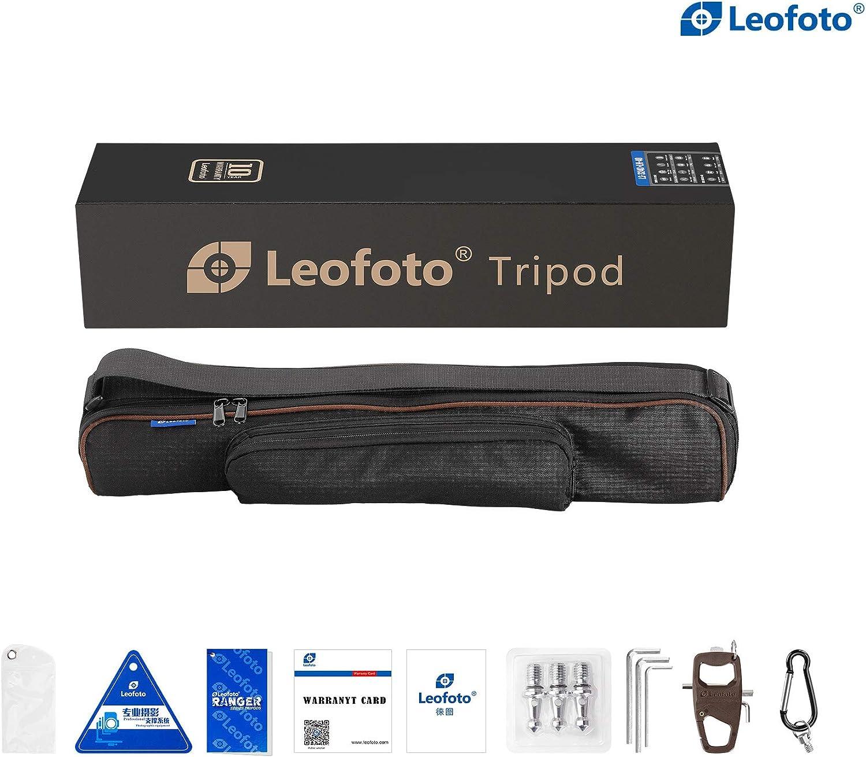 Leofoto LS-323C Professional Carbon Fiber Tripod