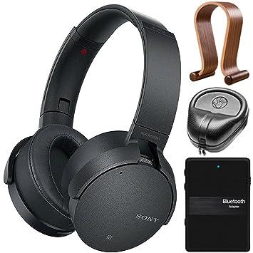 Sony xb950 N1 cancelación de ruido Extra Bass auriculares inalámbricos Kit de accesorios (negro): Amazon.es: Electrónica