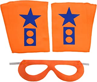 product image for Superfly Kids Superhero Mask and Blaster Cuff Combo