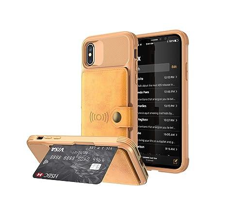 Cover per iPhone XS Max XR X 6s 7 8 Plus magnetico custodia