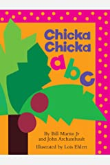 Chicka Chicka ABC Kindle Edition