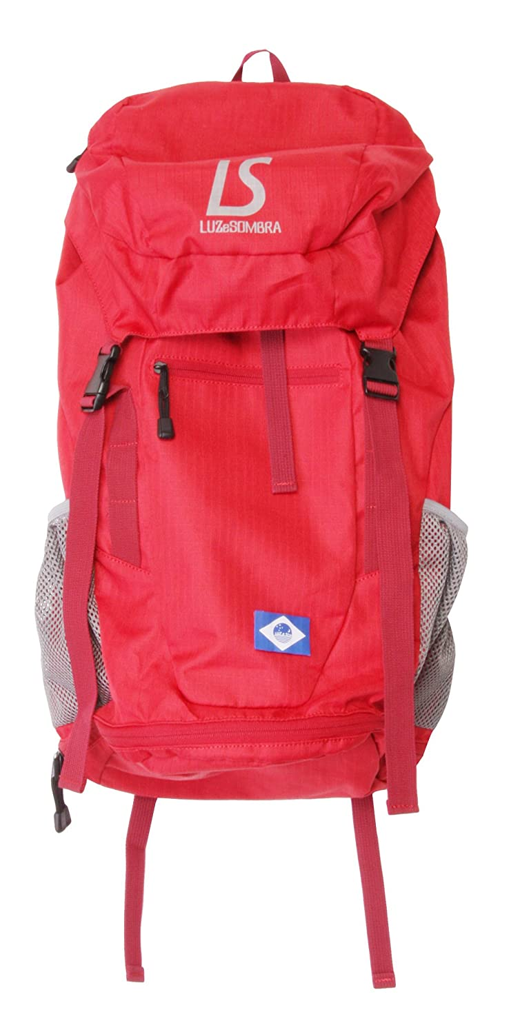 LUZeSOMBRA(ルースイソンブラ) MULTI ACTIVE BACKPACK S1614712 B077934NBS レッド レッド