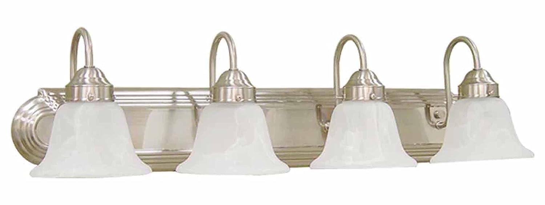 Volume Lighting V1344-33 4-Light Bath Bracket Mounts Up or Down