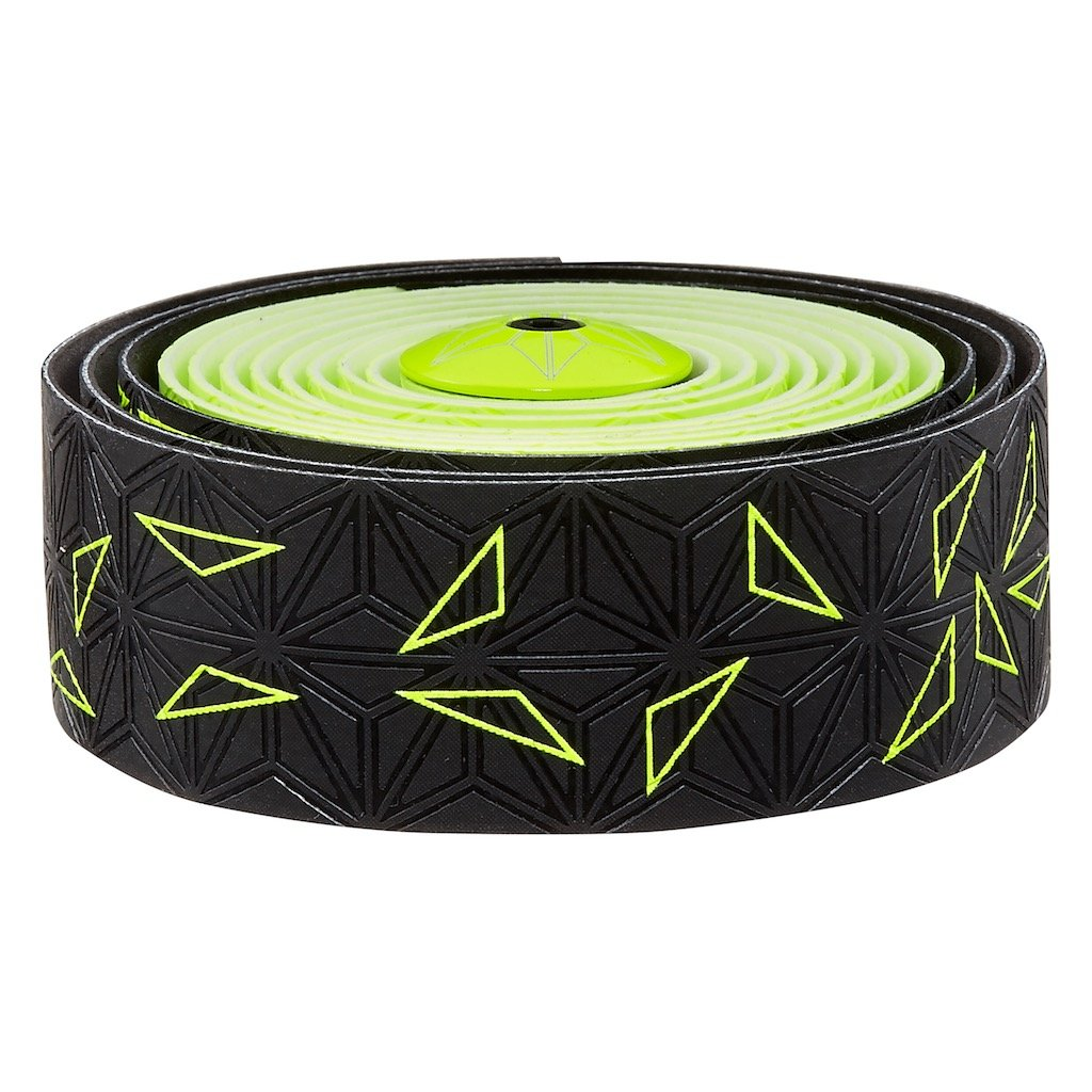 Neon Yellow Supacaz Super Sticky Kush Bar Tape  All colors