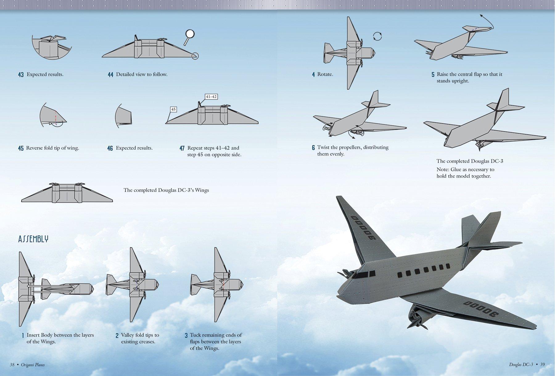 Origami Planes Books Seth Friedman Marc Kirschenbaum Jason Ku Daniel Robinson 9781626867796 Amazon