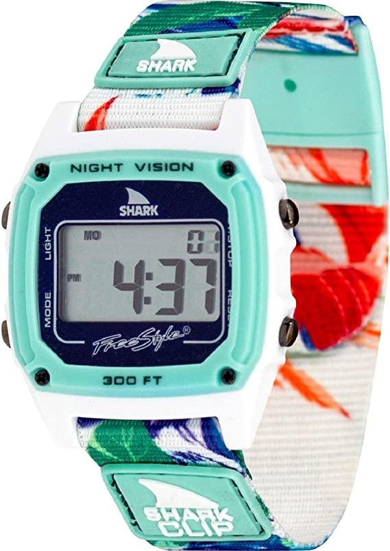 Freestyle Shark Classic Clip Aloha Paradise Green Unisex Watch FS101028
